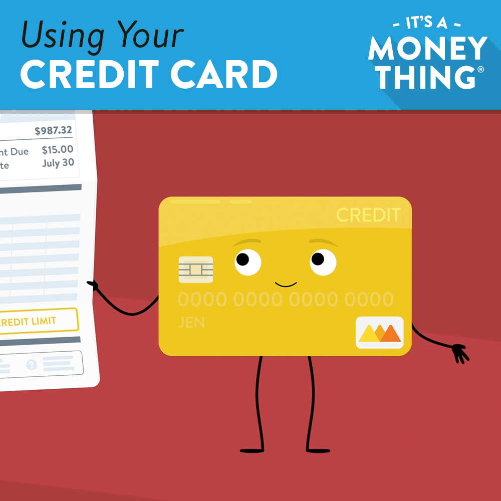 How To Overcome 'Credit Card Shyness'