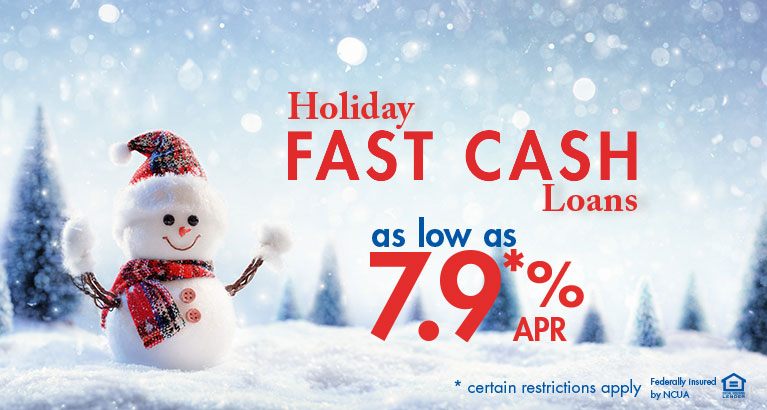 Spread Joy And Cheer With A Holiday Fast Cash Loan