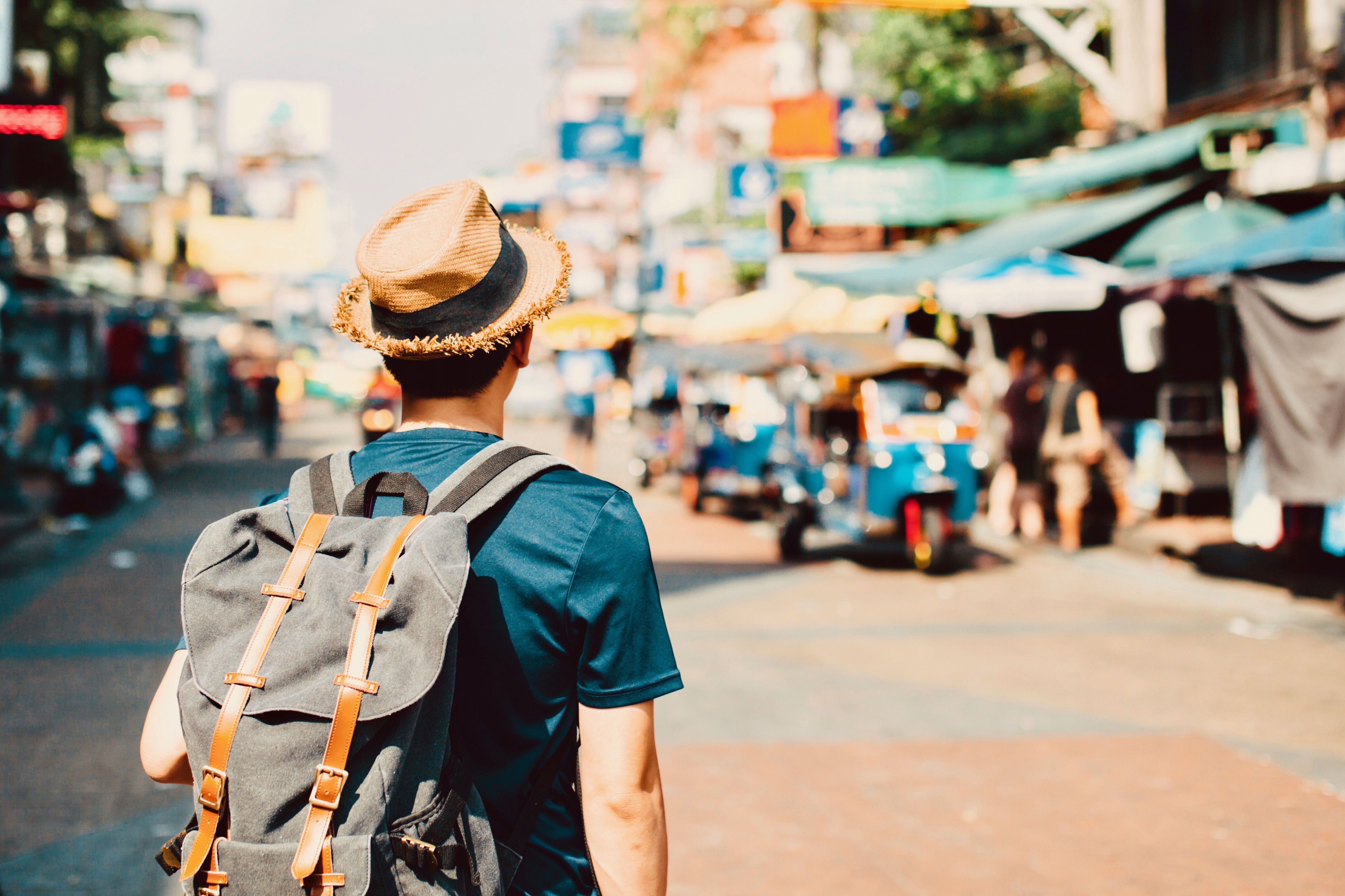 Travel Hacks To Keep It A Safe Trip!